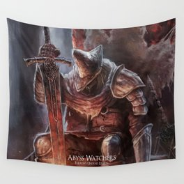 Abyss Watcher - Dark Souls 3 Wall Tapestry