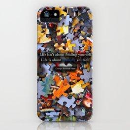 Create Yourself iPhone Case