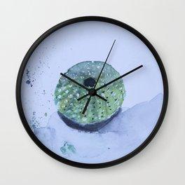 Sea urchin Wall Clock
