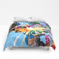 Hypermass Comforters