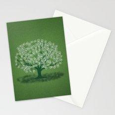Money Tree Stationery Cards