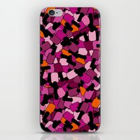 nail polish iPhone & iPod Skins featuring Nail Polish by ts55