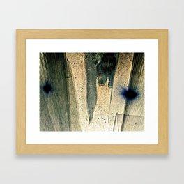 mogwai Framed Art Print