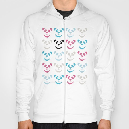 Panda Commotion Hoody