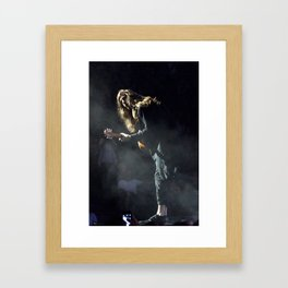 ImagineDragons Framed Art Print