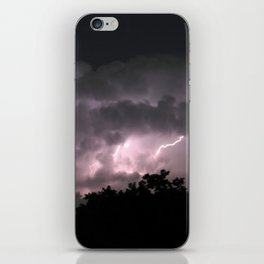 Lightning Strike iPhone Skin