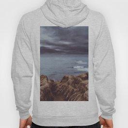 Sunset Cliffs Storm Hoody