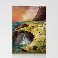 ireland Stationery Cards featuring Ireland by Taylor Rose