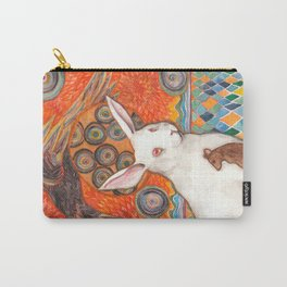 Mosaic Melody Carry-All Pouch