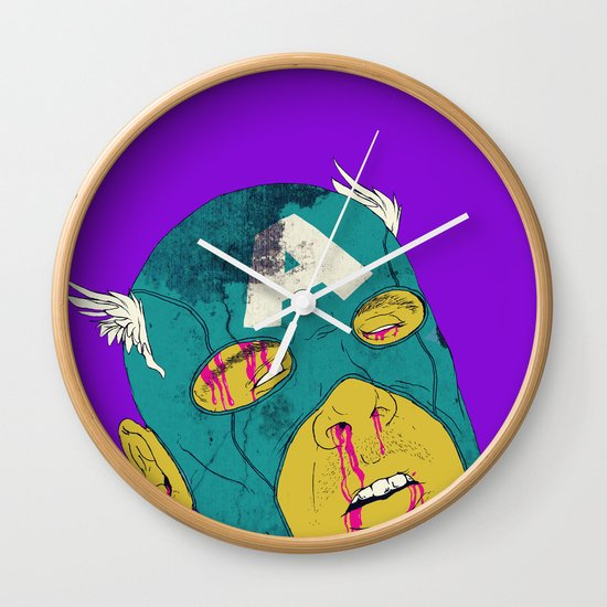 Soc! Wall Clock