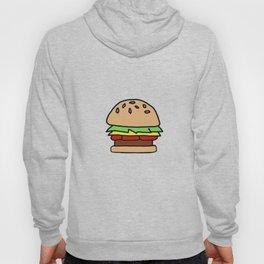 Burger Off Hoody