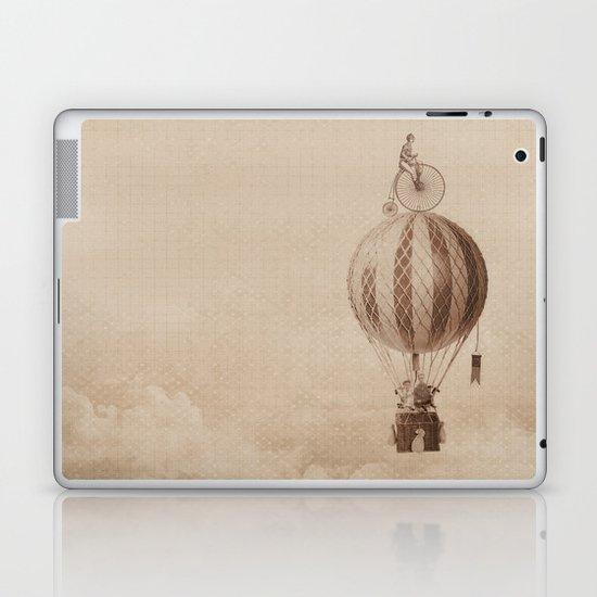 riding high Laptop & iPad Skin