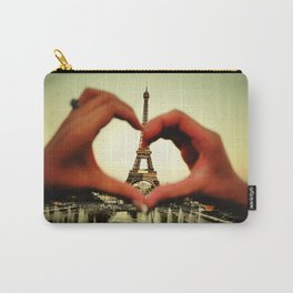 Je t'adore Carry-All Pouch