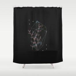 Cupid - Illustration Shower Curtain
