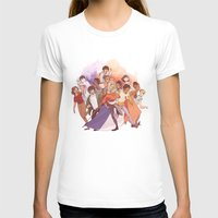 les miserables T-shirts featuring Les Miserables: Un Groupe Qui a Failli Devenir Historique by batcii