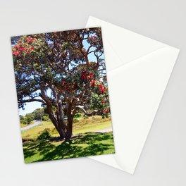 Pōhutukawa Stationery Cards