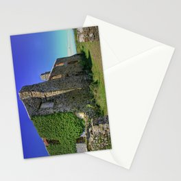 Old ruined Farmhouse Stationery Cards