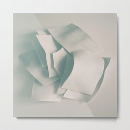Abstract forms 33 Metal Print