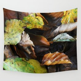 Autumn IV Wall Tapestry