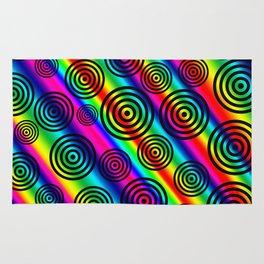 Rainbow River Rug