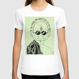 Weekend at Gandhi's T-shirt