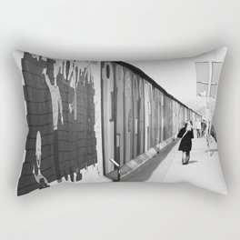 Berlin Wall Rectangular Pillow