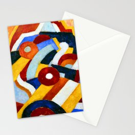 Marsden Hartley Abstraction Stationery Cards