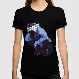 COMFORTABLE - SAD JAPANESE ANIME AESTHETIC T-shirt