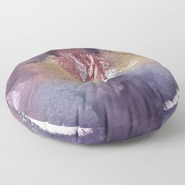 Verronica's Vulva Print No.2 Floor Pillow