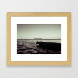 Dream Island Framed Art Print