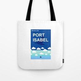 Port Isabel Texas. Tote Bag