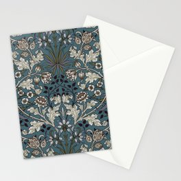 "William Morris ""Hyacinth"" 3. Stationery Cards"