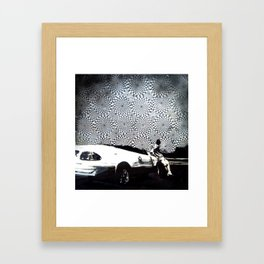 Teenage Apocalypse Framed Art Print