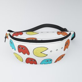 Pac Man  Fanny Pack