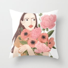 Leonora Throw Pillow
