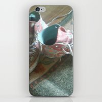 converse iPhone & iPod Skins featuring Converse by Beatrice