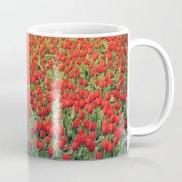 Tulips field #2 Coffee Mug