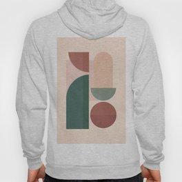 Geometric Shapes 65 Hoody