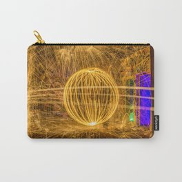 RUINED - Light Painting Carry-All Pouch