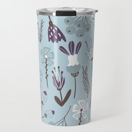 Little blue Travel Mug