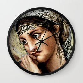 Ethereal Dream Wall Clock