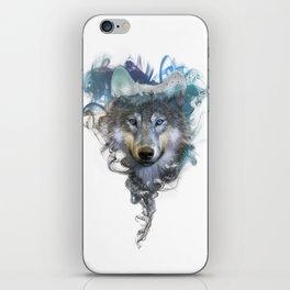 Wolf - Spirit Animal iPhone Skin