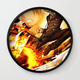 Sanji - One piece Wall Clock