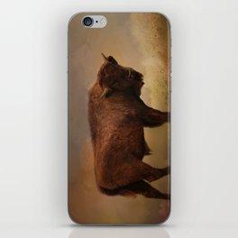 Buffalo Spirit iPhone Skin