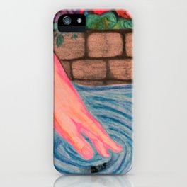 Hand of a Maiden iPhone Case