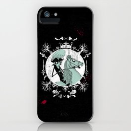 Count Dracula iPhone Case