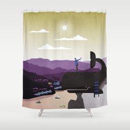 Norway 2 Shower Curtain