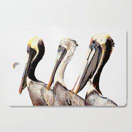 Pelican Cutting Board