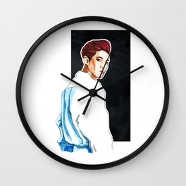Chanyeol - Exo Overdose Era Wall Clock