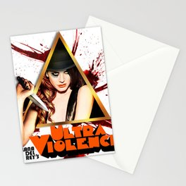 Ultraviolence Stationery Cards